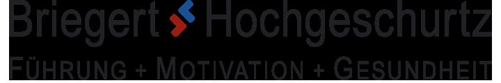 Logo Briegert + Hochgeschurtz Partnerschaft